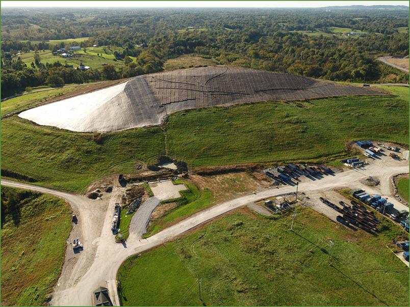 Waste Management Services, Environmental Engineering, Kenvirons, Frankfort, Kentucky